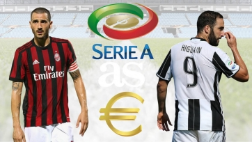 «Ювентус» и «Милан» задумали провести обмен футболистами