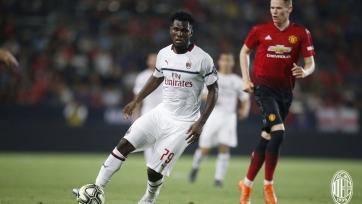 «Манчестер Юнайтед» и «Милан» выявили победителя в долгой серии пенальти