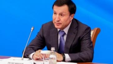 Казахстанская федерация футбола поздравила своего главу с днем рождения