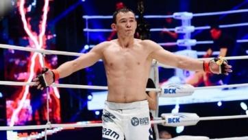 В UFC ожидается появление первого казахстанского бойца
