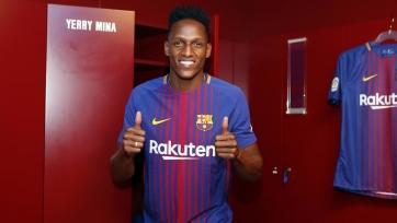 «Эвертон» принял условия по трансферу защитника «Барселоны»