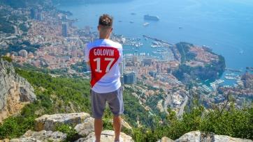 Головин дал первое интервью в качестве футболиста «Монако»
