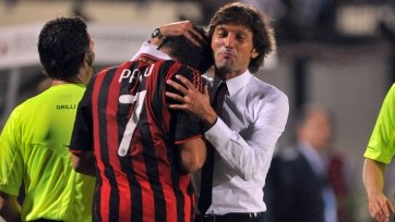 Пато хочет вернуться в «Милан»