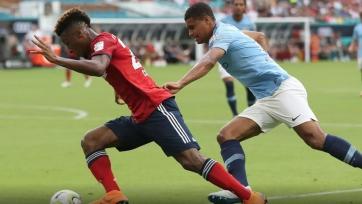 «Манчестер Сити» обыграл «Баварию» на Кубке чемпионов