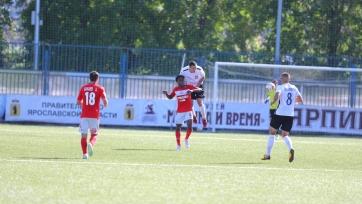 Поражение «Зенита-2», ничья «Спартака-2» с «Шинником» и результаты остальных матчей ФНЛ