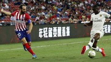 ПСЖ вырвал победу в матче против «Атлетико»