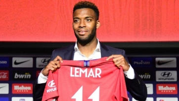 Лемар прокомментировал переход в «Атлетико»
