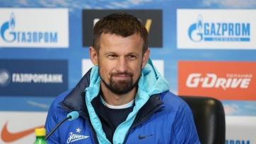 Главный тренер «Зенита» рассчитывает на кадровое усиление