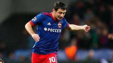 В ЦСКА поделились информацией о новой травме Дзагоева