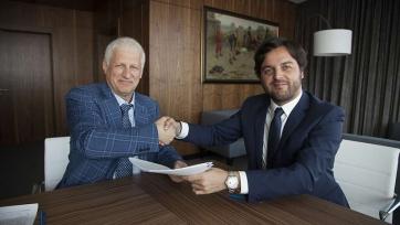 Официально: «Зенит» объявил о назначении нового спортивного директора