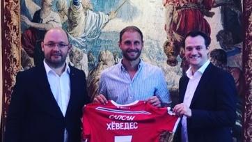 Хёведес – шестой немец в истории российского клубного футбола