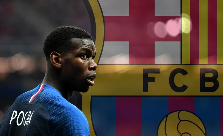Погба хочет в «Барселону». Поль выше «МЮ» и делает все правильно