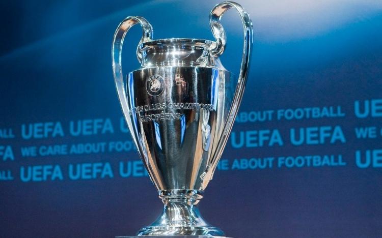 Жеребьевка группового этапа Лиги чемпионов. Онлайн