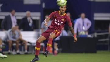 Гол Малкома не помог «Барселоне» справиться с «Ромой»