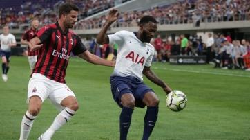 «Тоттенхэм» с минимальным счётом одолел «Милан»