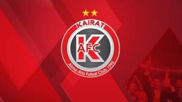 «Кайрат» озвучил цели на сезон