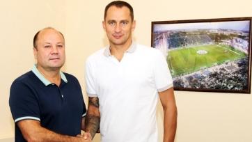 Официально: экс-голкипер «Рубина» перешел в «Крылья Советов»