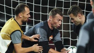 Березуцкий: «На футбольном поле ты не можешь разговаривать в спокойных тонах, тебя никто не поймёт»