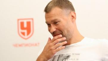 Березуцкий: «Могу стать тренером, но не гонюсь за подобной работой»