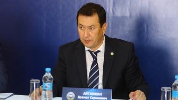 Генеральный секретарь КФФ поздравил «Астану» с успехом