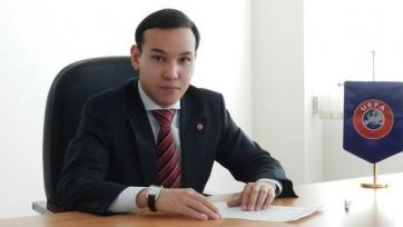 Президент ПФЛК поздравил «Астану»