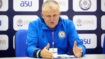 Армянские СМИ «отправляют» тренера «Тобола» в отставку