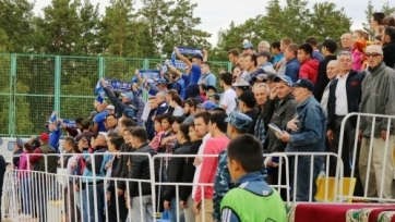 «Окжетпес» оштрафован за маты фанатов в адрес судьи