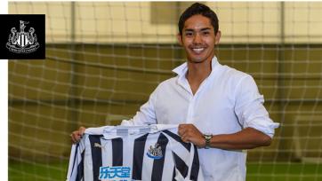 Официально: «Ньюкасл» подписал нападающего сборной Японии