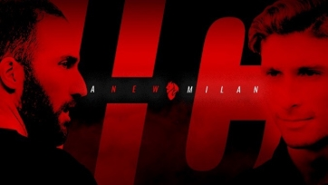 Официально: Кальдара и Игуаин – футболисты «Милана»