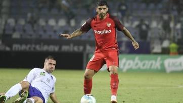 «Севилья» переиграла «Уйпешт» и вышла в 3 раунд квалификации ЛЕ