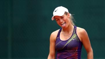 Казахстанская теннисистка – в четвертьфинале турнира в Вашингтоне