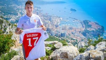 Сегодня Головин проведёт первую тренировку в «Монако»