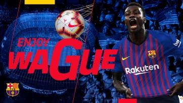 Официально: защитник сборной Сенегала Ваге перешел в «Барселону»