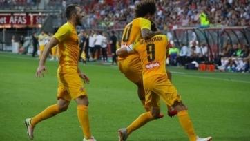 Футболист «Кайрата» возглавляет список бомбардиров еврокубкового сезона