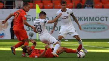 «Краснодар» добыл волевую победу в схватке с «Уралом»