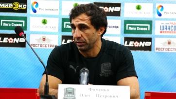 Фоменко поделился впечатлениями от игры с «Уралом»