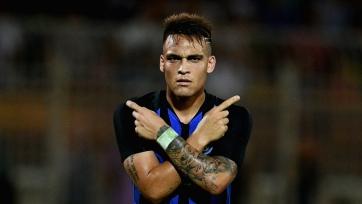 «Интер» переиграл «Лион» благодаря голу Мартинеса