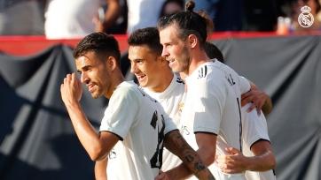 «Реал» выиграл в поединке с «Ювентусом»