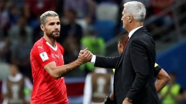 Бехрами: «Петкович сообщил, что больше не вызовет меня в сборную Швейцарии. Это из-за политики»