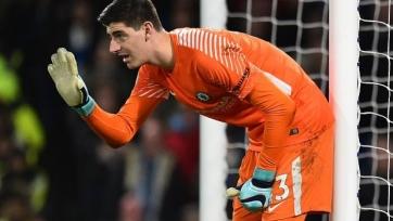 «Челси» применит санкции в отношении Тибо Куртуа