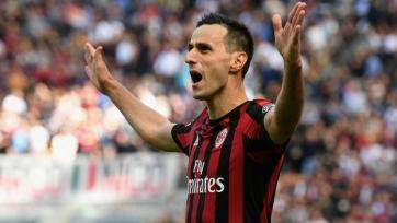 «Атлетико» договорился о трансфере игрока «Милана»