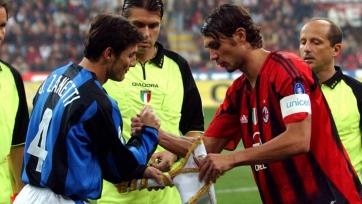 Легендарный капитан «Интера» прокомментировал возвращение Мальдини в «Милан»