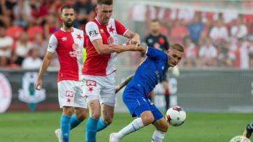 Киевское «Динамо» расписало мировую со «Славией»
