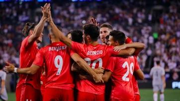 Асенсио и Бэйл помогли «Реалу» одолеть «Рому»