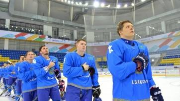 Обнародован состав сборной Казахстана на Кубок Президента