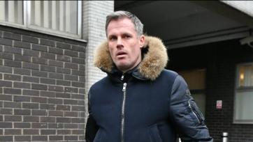 Каррагер вернулся к работе экспертом на Sky Sports