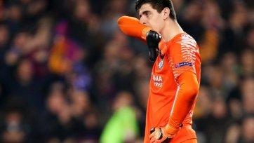 Официально: «Реал» сообщил о договорённости с «Челси» по трансферу Куртуа