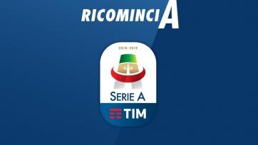 Серия А презентовала новый логотип лиги