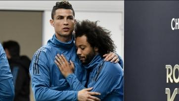 Роналду убеждает Марсело перейти в «Ювентус»