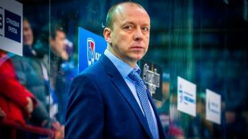 Тренер «Барыса» рассказал о готовности команды к Кубку Президента